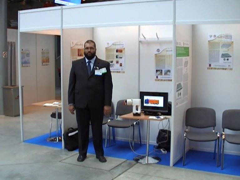 Międzynarodowe Targi Innowacji i Nowych Technologii INNO-TECH EXPO 2013