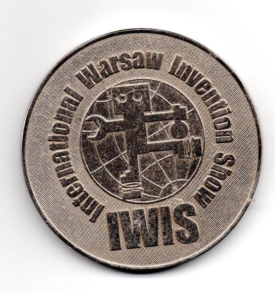IWIS_2011_medal