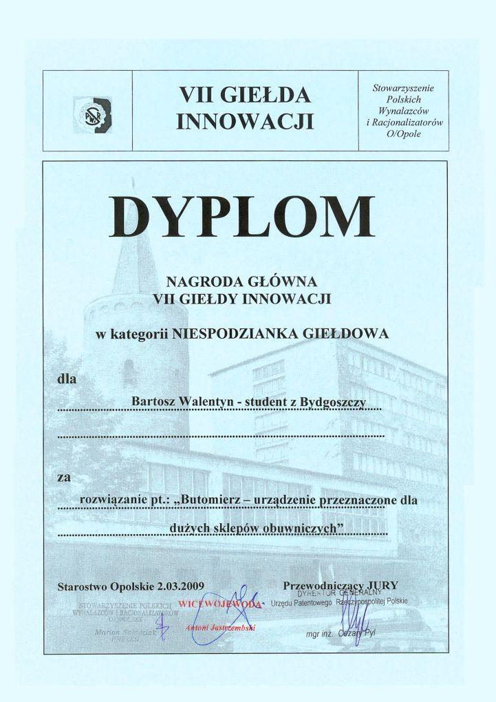 VII-GI-dyplom-niespodzianka-gieldowa
