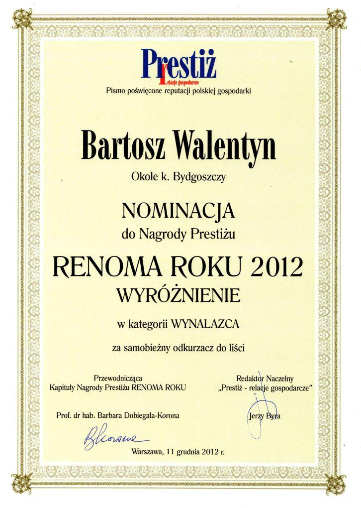 dyplom_renoma_roku